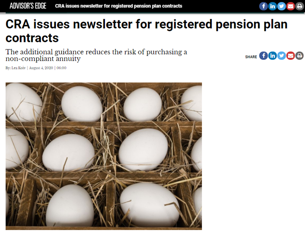 CRA-issues-newsletter-for-registered-pension-plan-contracts-Advisor-s-Edge.png